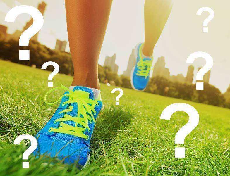 ТОП-16 вопросов начинающих бегунов