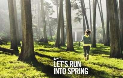 Начинайте бегать весной!