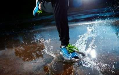 Бег в дождь. Кроссовки, одежда и другие мелочи