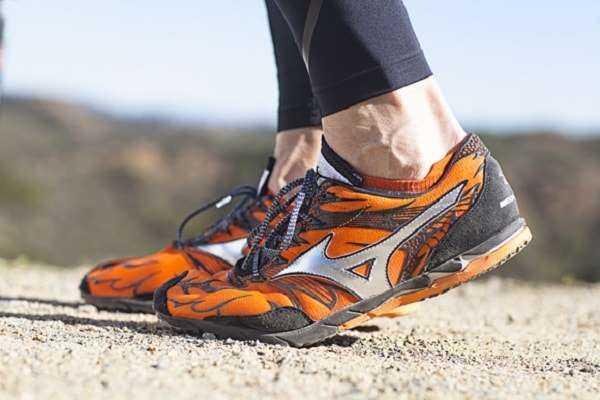 Переход к минималистичным беговым кроссовкам