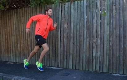Оптимальная частота и длина шагов марафонца