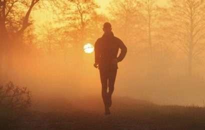 Бег как медитация