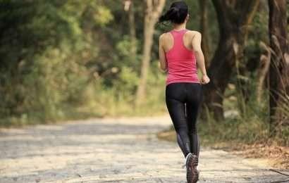 Асимметрия работы тела марафонца