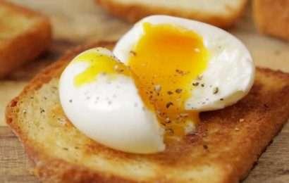 Целое яйцо является более эффективным для мышц и полезным для спортсмена