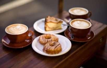 Кофеиновые бегуны