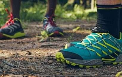 Мифы о кроссовках