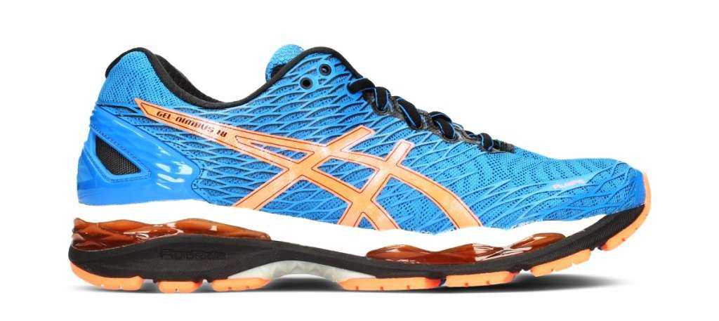 2. Asics Gel-Tactic